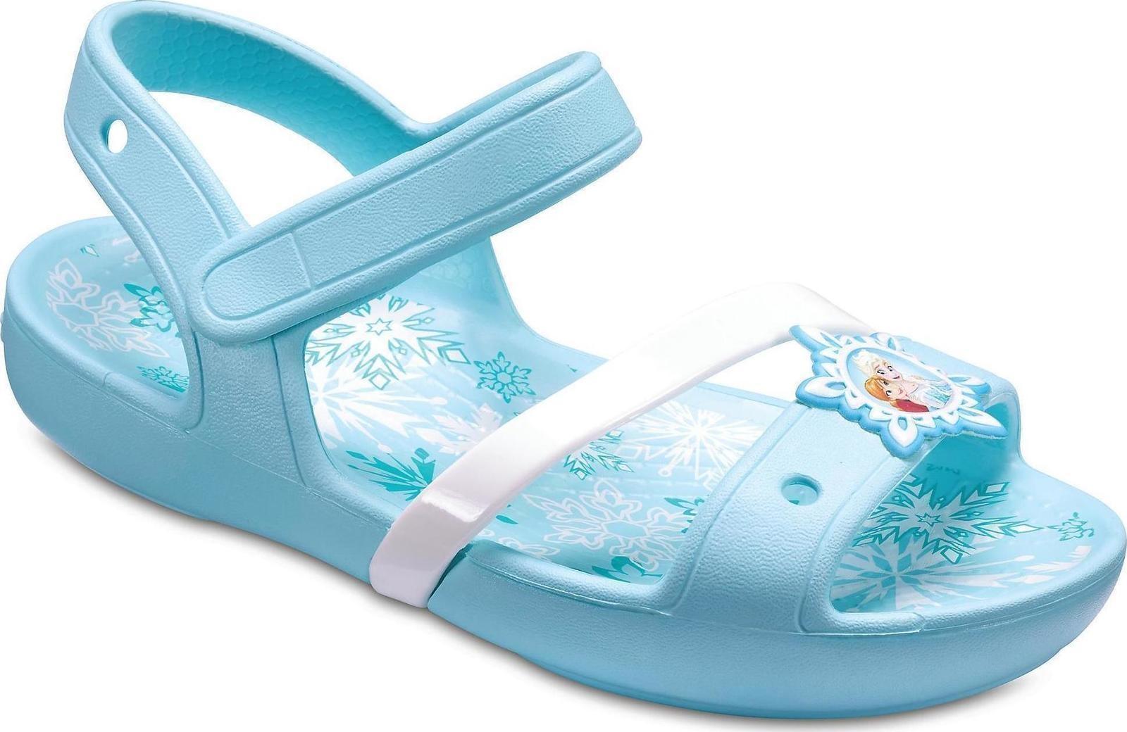 Crocs Σανδάλια Lina Frozen