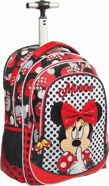Gim Τσάντα Δημοτικού Trolley Minnie Couture