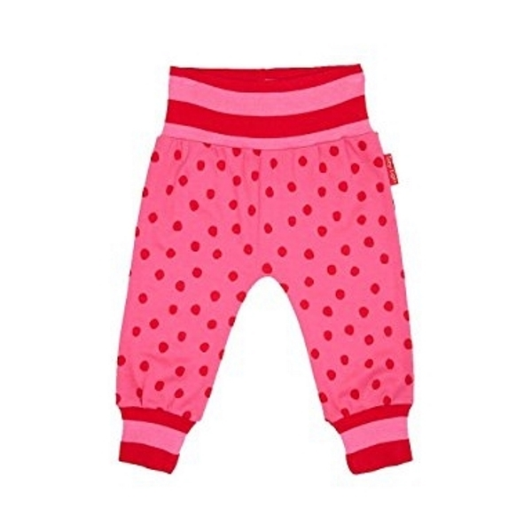 Toby Tiger Παιδικό Παντελόνι Baby Yoga Ροζ