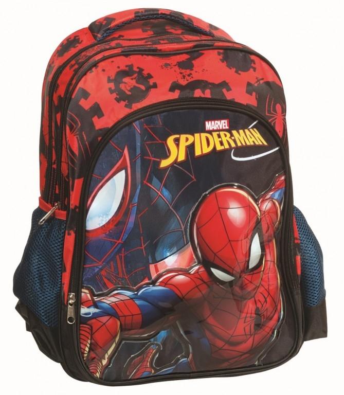 Gim Τσάντα Πλάτης Δημοτικού Spiderman