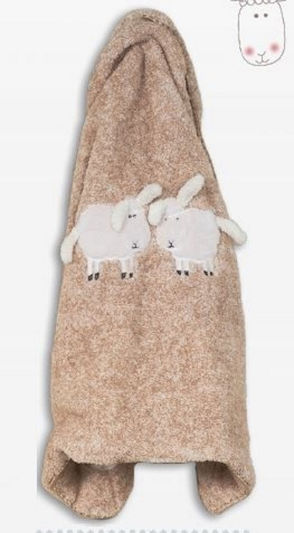 Andywawa Blanket Tiny Sheeps