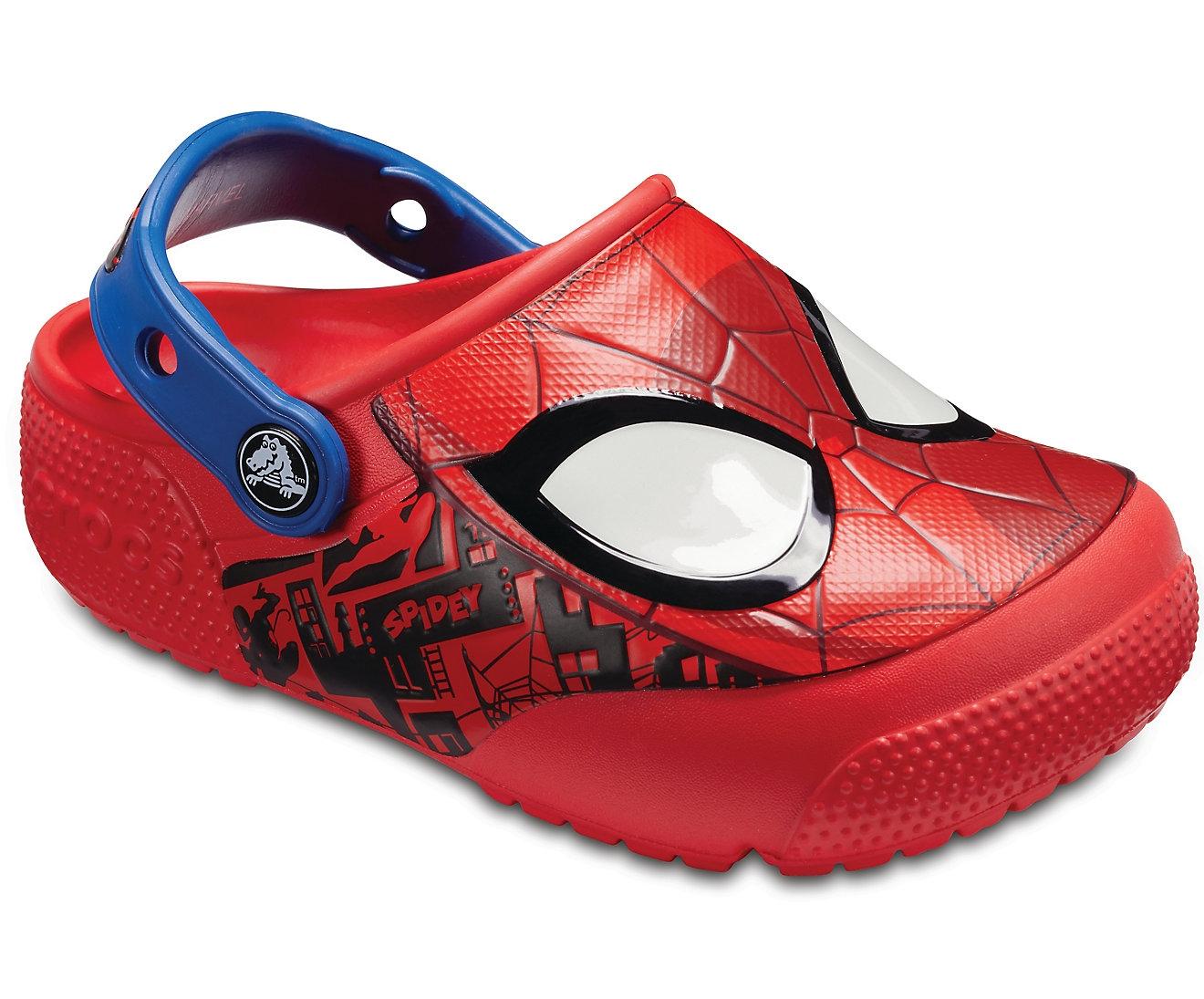 Crocs Σανδάλια Spiderman Light Clog