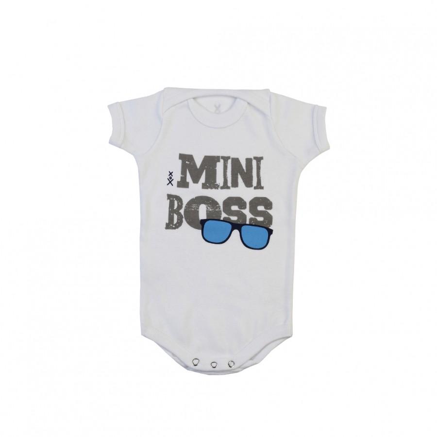 Φορμάκι Κοντομάνικο Mini Boss