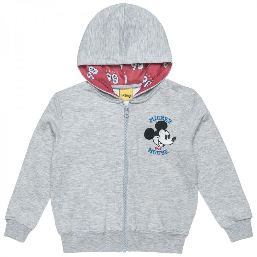 9ee2de817f Zακέτα Disney Mickey Mouse 90 years με κέντημα (12 μηνών-5 ετών ...