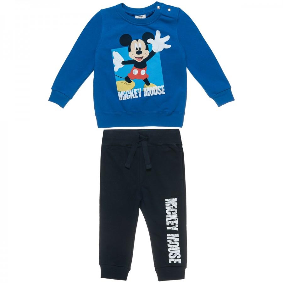 4a6190c44ba Σετ Φόρμας Disney Mickey Mouse (Αγόρι 12 μηνών-5 ετών)