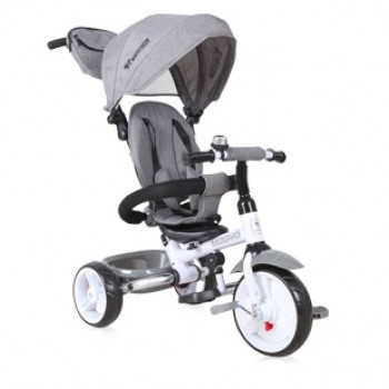 TRICYCLE MOOVO GREY LUXE