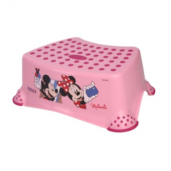STEP STOOL GIRL PINK