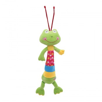 MUSICAL TOY FROG