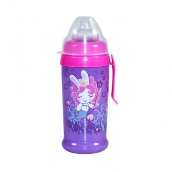 CLIP N GO SIPPER WITH SOFT SPOUT