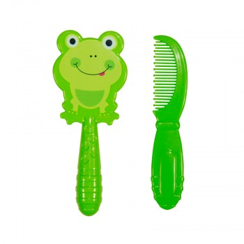 COMB & BRUSH BABY CARE