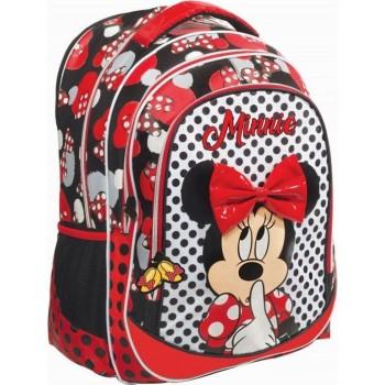 Τσάντα Πλάτης Δημοτικού Minnie Couture