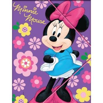 Ντοσιέ Με Λάστιχο Α4 Minnie