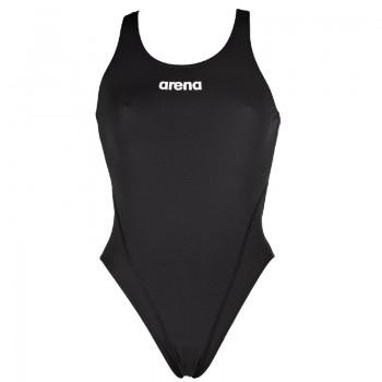 Γυναικείο Ολόσωμο Μαγιό W Solid Swimtech High