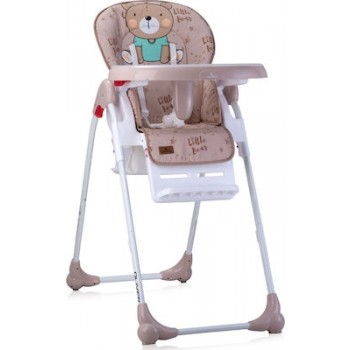 FEEDING CHAIR OLIVER Beige Bear