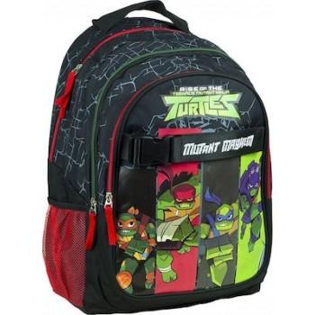 Σχολική τσάντα Gim Χελωνονιντζάκια Ninja Mutant Mayhem 334-23031