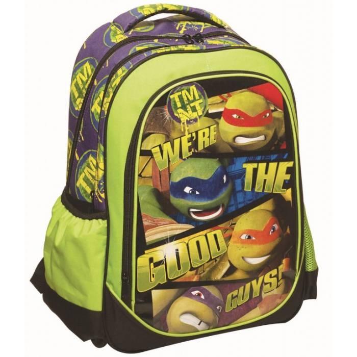 Gim Tσάντα Πλάτης Δημοτικού Ninja Turtles