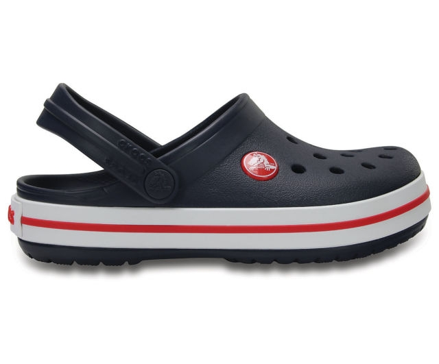 Crocs Σανδάλια Crocband Clog Μπλε Σκούρο