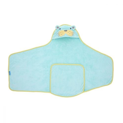 Gro Company Πετσέτα Αγκαλιάς Με Κουκούλα Φώκια