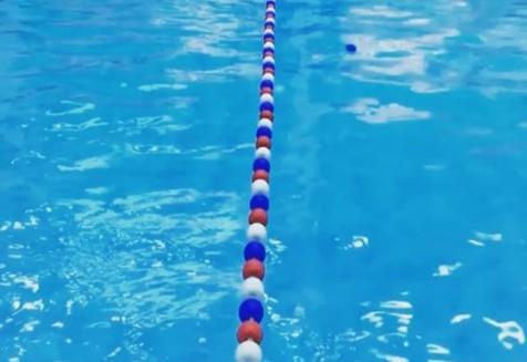 Και κάπως έτσι χωρίζει η πισίνα όταν ξεκινούν τα μαθήματα των παιδικών ακαδημιών για τα παιδιά από 4-8 ετών! Τα μικρά μας #χελωνάκια χωρίζονται σε αρχάρια και προχωρημένα ακολουθώντας το κάθε τμήμα το δικό του ασκησιολόγιο💦🐢💦 #kidsswimming#swimming for kids #babyswimming #swimmingforchildren